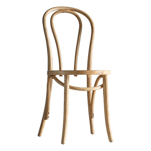 Juliette Natural Dining Chair - Pack of 2