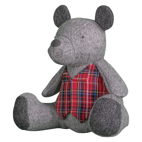 Tommy the Bear Doorstop