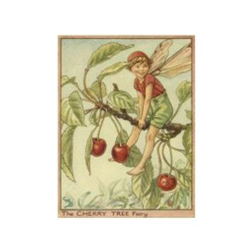 The Cherry Tree - Canvas Art