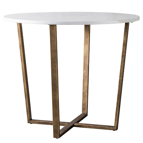 Cleopatra Round Dining Table Marble