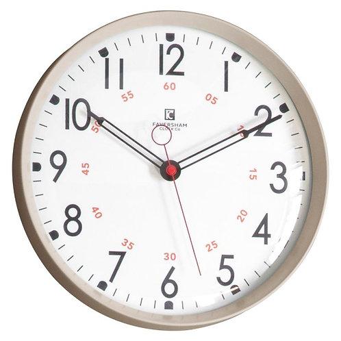 Upland Clock - Cream