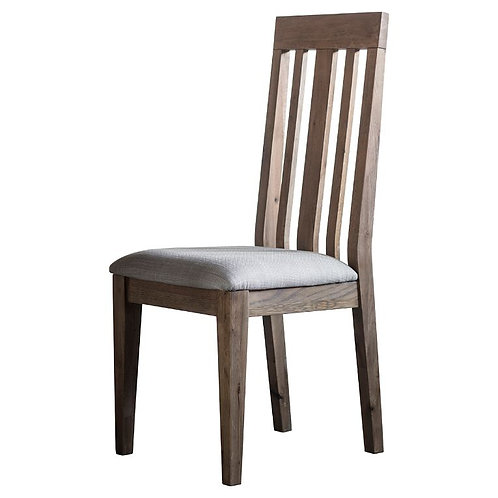 Bakers Dining Chair in Oak - Pack of 2