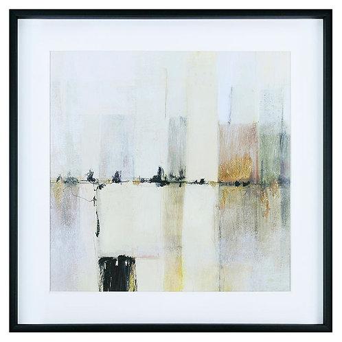 City Strata II - Framed Art