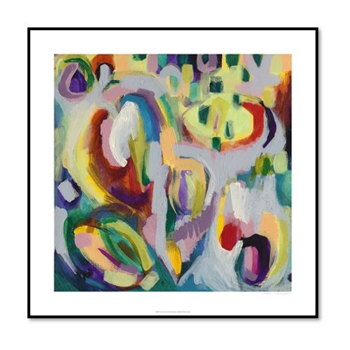 Colour Theory - Framed & Mounted