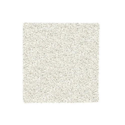 Twilight V  Square Rug - Light Cream