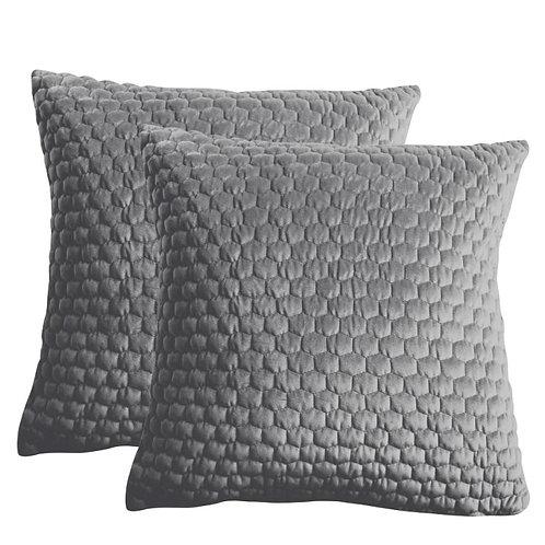 Yellowman Cushion Silver (2 Pk)