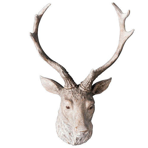 Stag Head - Weathered