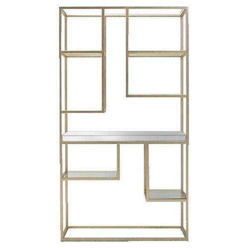 Champagne Pipson Open Display Unit