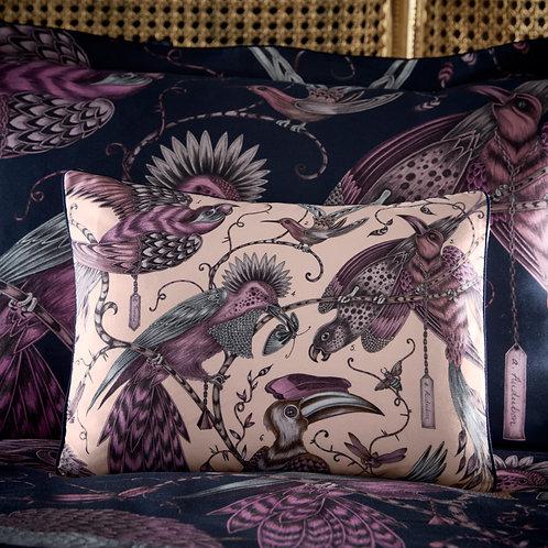 Audubon Pink Boudoir Pillowcase