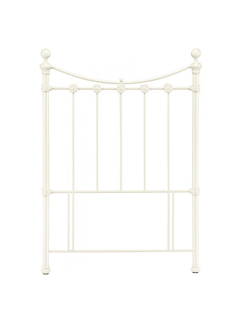 Alice Antique White Headboard - Single 90 cm