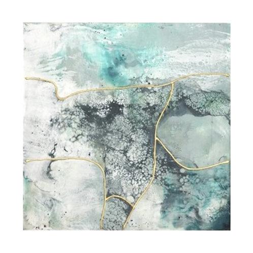 Sea Lace I - Canvas Art
