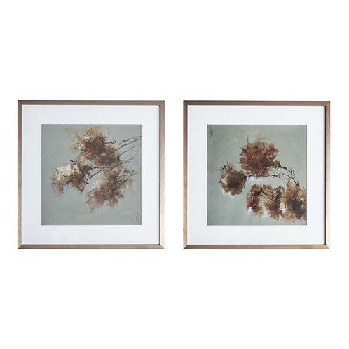 Autumn Vibe Framed Art - Set of 2