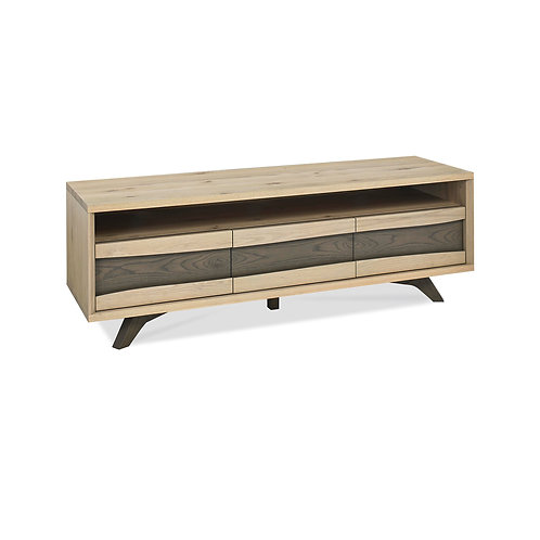 Cadell Aged Oak Entertainment Unit