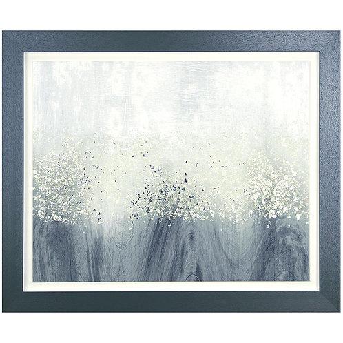 Glitter Swirl II - Framed Art