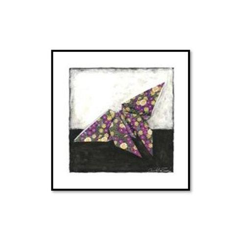 Butterfly - Framed & Mounted Art