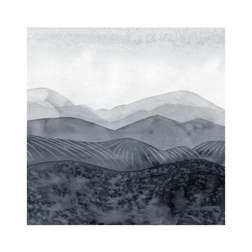 Blustering Valley II - Canvas Art