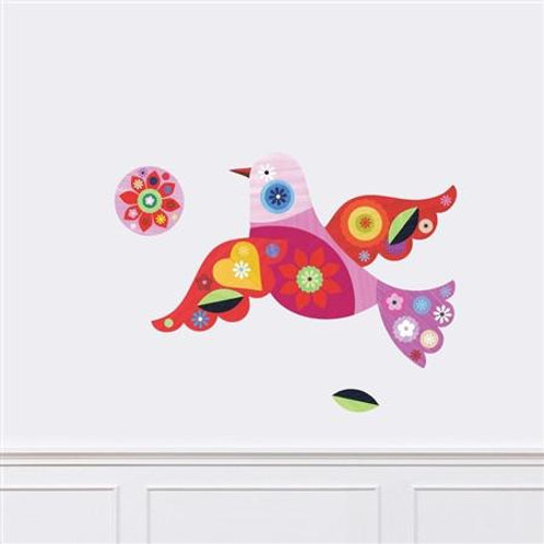 Bird - Kids Wall Stickers