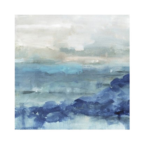 Sea Swell I- Canvas Art