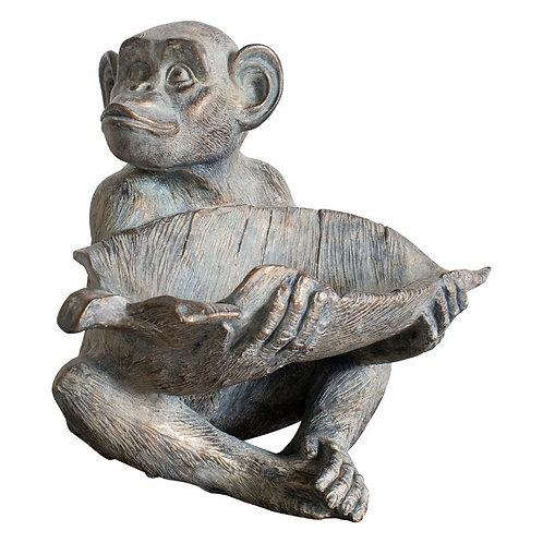 Charlie Chimp Statue