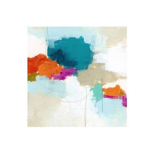 Atmospheric VI - Canvas Art