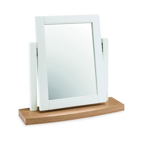 Hampstead Two Tone Vanity Mirror