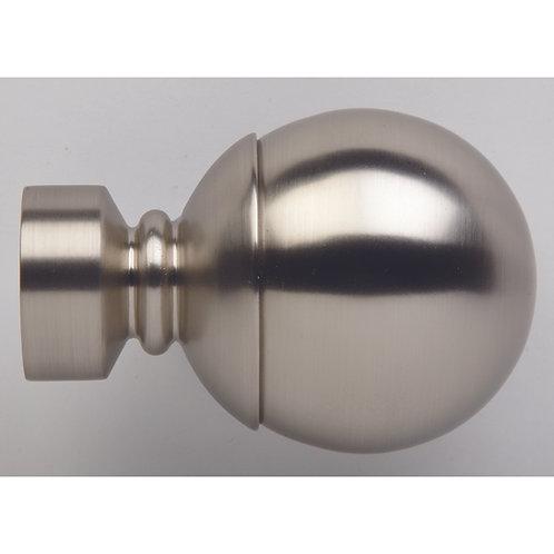 Neo Original 35 mm Ball Finial - Stainless Steel