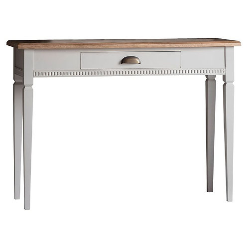 Thornton 1 Drawer Console Table Taupe
