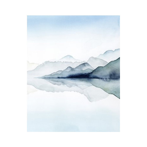 Glacial II - Canvas Art