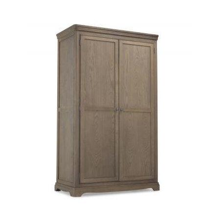 Full Hanging Wardrobe - Colmar Oak