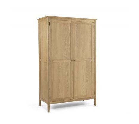 Corbett Oak - Full Hanging Wardrobe