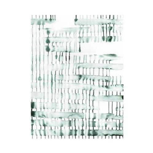 Barred I - Canvas Art