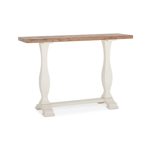Belgrave Two Tone Console Table