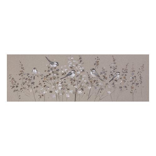 Summer Flowers - Framed Art