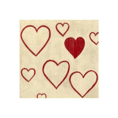Best Friends- Hearts - Canvas Art