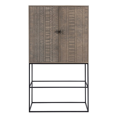 Africa Cocktail Cabinet