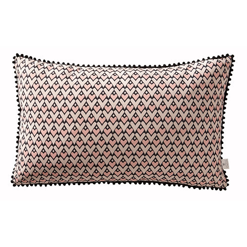 Heart Boudoir Cushion