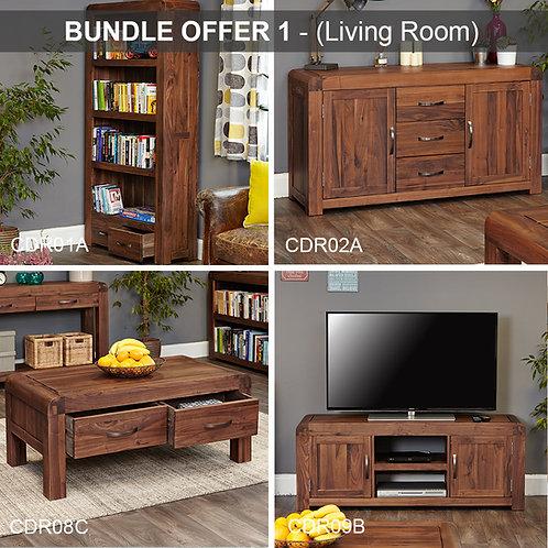 BUNDLE 1 - Shiro (Living Room)