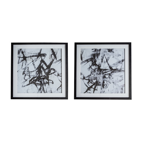 Monotone - Framed Art