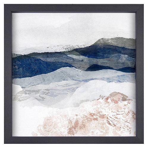 Beckoning Vista I - Framed Art