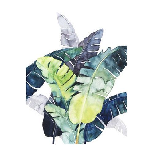 Twilight Palms II - Canvas Art