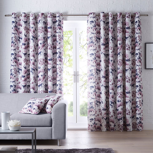 Chelsea Heather Curtains