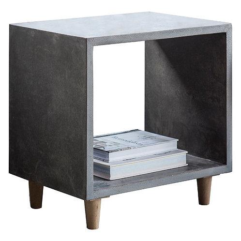 Van de Berg Cube Lamp Table