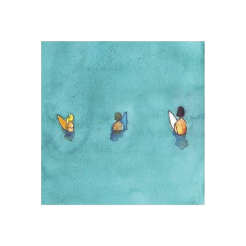 Beach Vibes I - Canvas Art