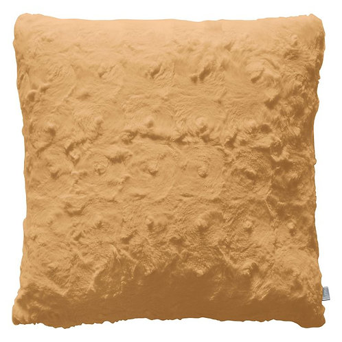 Haze Fur Cushion Orche