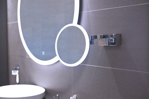 Cirque Magnifying Bathroom Mirror