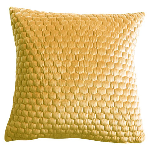 Yellowman Cushion Ochre