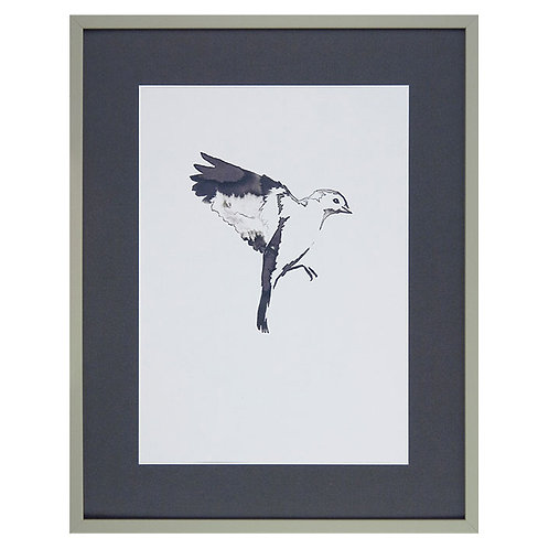 Joy of Flight I - Framed Art