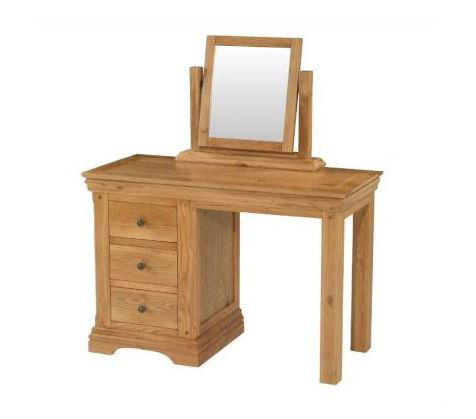 Bayonne Oak - Dressing Table