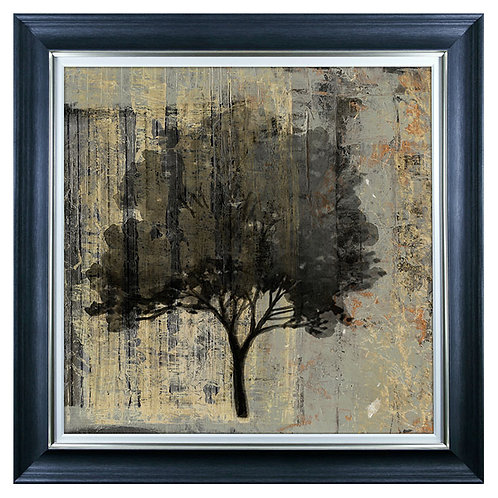 Composition with Tree - Framed Art