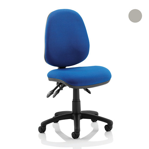 Luna 3 Lever Task Operator Chair Without Arms